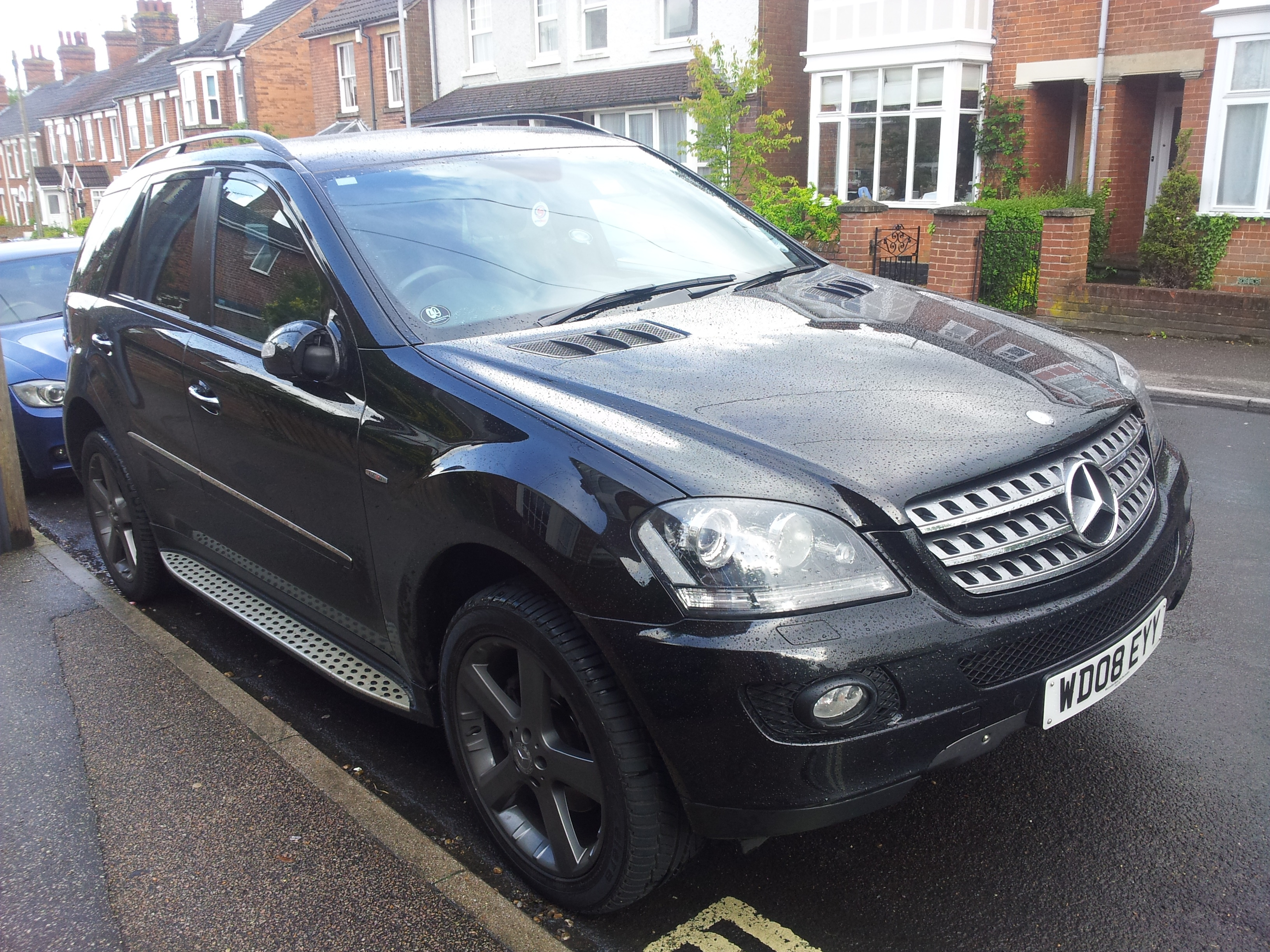 mercedes ml 350 cdi tuning ecu remapping diesel. Black Bedroom Furniture Sets. Home Design Ideas