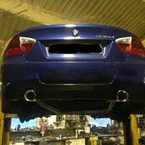 stage 3 high flow exhausts