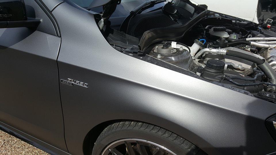 Mercedes A45 4Matic AMG 381BHP Chiptuning