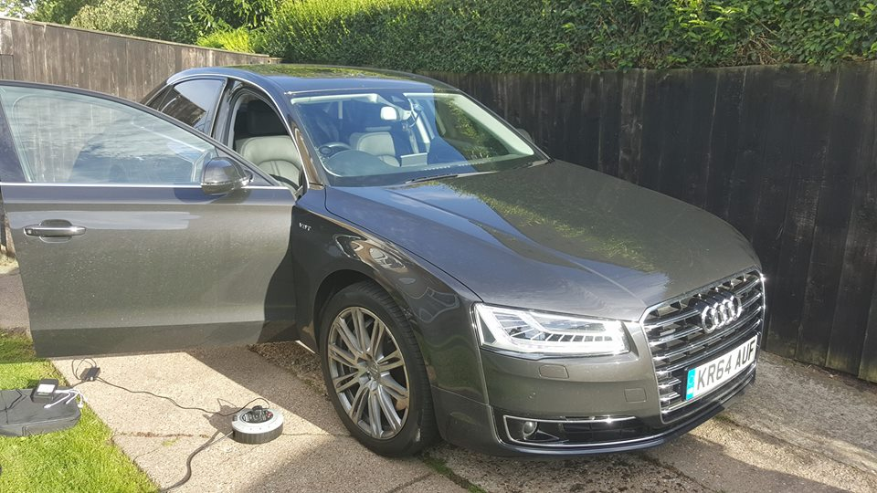 New Audi A8 Limo 4.2 V8 Twin Turbo 385hp to 448hp!!!