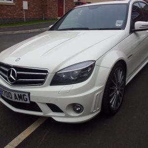 C63 AMG Powered By Chiptuners